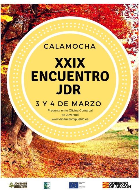 Cartel 29 Encuentro
